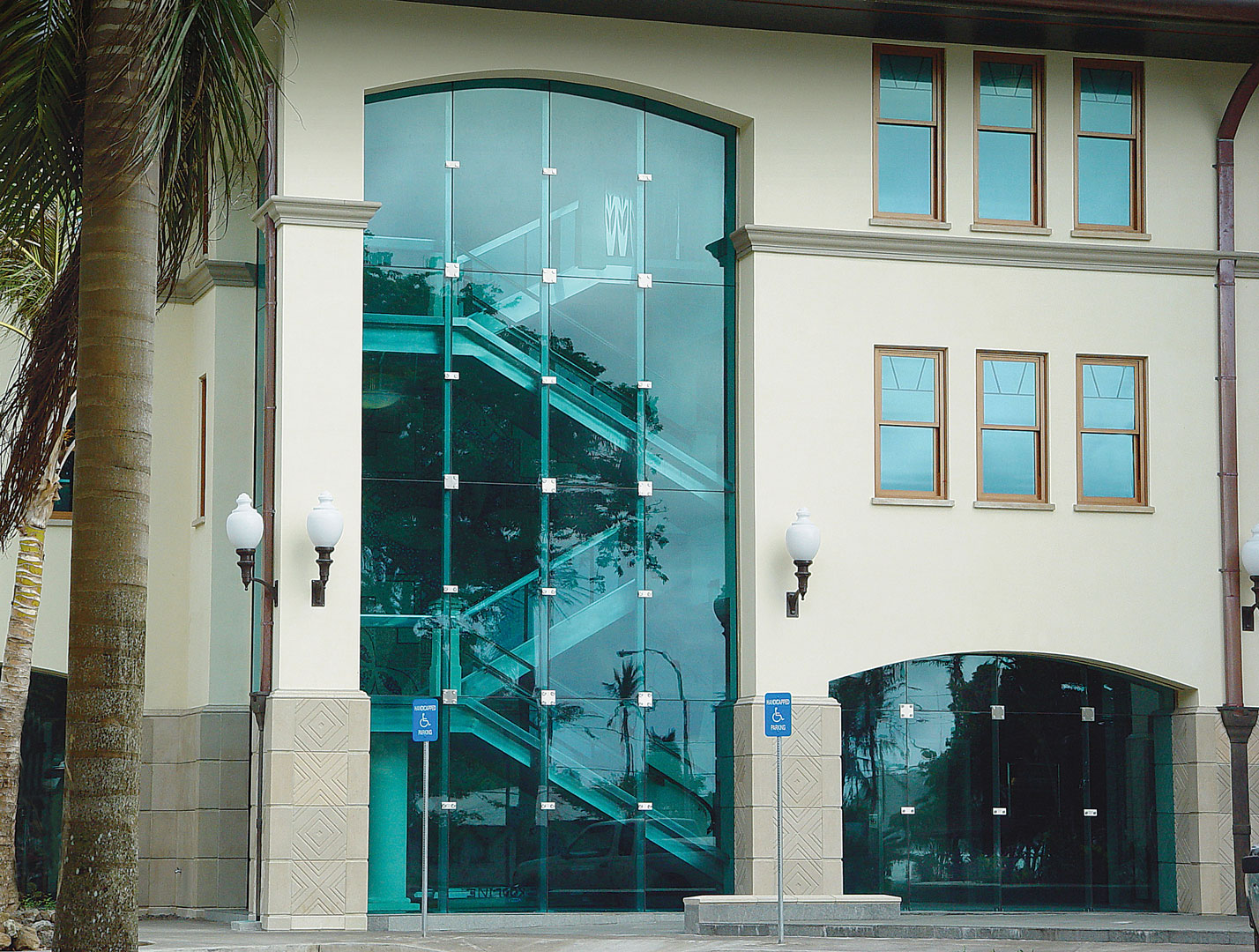 Sentry Glass Plus structural glass by National Glass