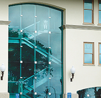 Sentry Glass Plus structural glass